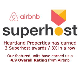 Airbnb Superhost Recognized